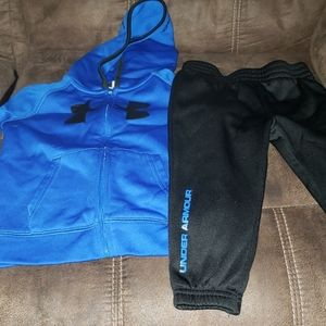 Under Armour 24 month outfit